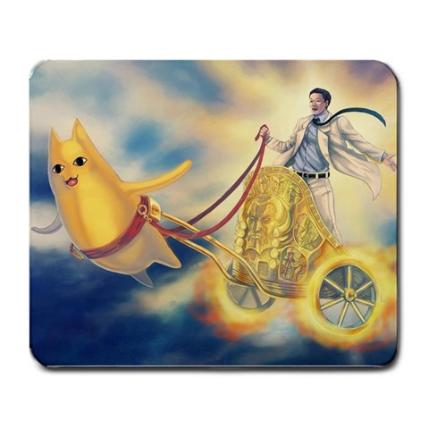 Norio Wakamoto By Seth Dickerson   Large Mousepad   R0st6101dvcw   Www Artscow Com Front