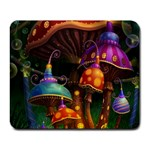 shroom pad - Collage Mousepad