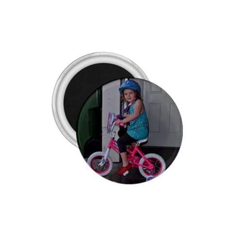 Aub/bike By Jessica Rudnitzki   1 75  Magnet   P4u4z6sxzzaf   Www Artscow Com Front