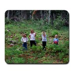 Camping!! - Large Mousepad