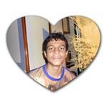 aa - Heart Mousepad