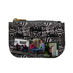 Change Purse To Go With My Purse By Christine Hook   Mini Coin Purse   Hba3krhvepbd   Www Artscow Com Front