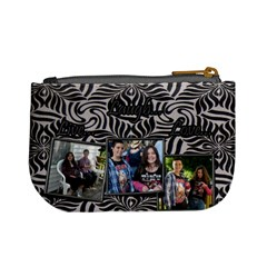 Change Purse To Go With My Purse By Christine Hook   Mini Coin Purse   Hba3krhvepbd   Www Artscow Com Back