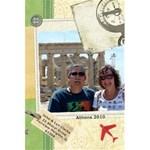 Notebook travel Lyn Jul 2010 - 5.5  x 8.5  Notebook