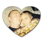 me - Heart Mousepad