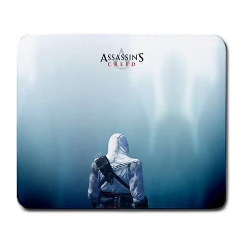 Assassin s Creed By Joshua Dickson   Large Mousepad   C7q051uyxpdd   Www Artscow Com Front