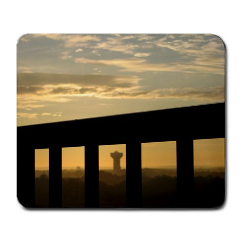 Our View By Holly Ansari   Large Mousepad   P43xw1xwqjlf   Www Artscow Com Front