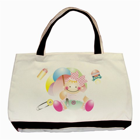 Bolso By Lydia   Basic Tote Bag   Ctxqpmpoeyes   Www Artscow Com Front