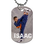 kids dog tag - Dog Tag (Two Sides)