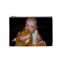 Cosmetic Bag 1 By Jennifer Renee Cassidy   Cosmetic Bag (medium)   Lrofya0glzdu   Www Artscow Com Front