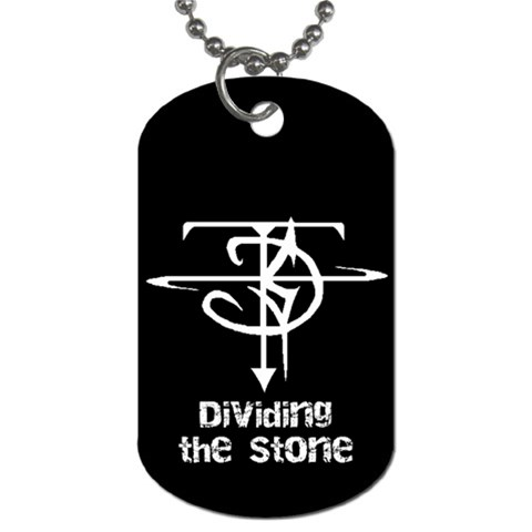 Dtstag By Stephanie   Dog Tag (one Side)   Pohdwh14tiwf   Www Artscow Com Front