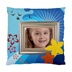 Summer By Wood Johnson   Standard Cushion Case (two Sides)   Dgk39c0h2nqu   Www Artscow Com Front