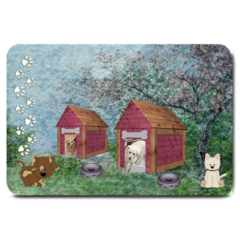 Large Doormat By Michelle   Large Doormat   Gnabwtldak5t   Www Artscow Com 30 x20 Door Mat - 1