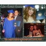 graduation collage - Collage 8  x 10