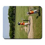 Andrew mouse pad - Large Mousepad