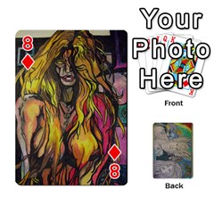 Dad s Cards By Jessica   Playing Cards 54 Designs   Ykwvnljic44l   Www Artscow Com Front - Diamond8