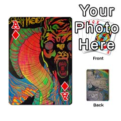 Ace Dad s Cards By Jessica   Playing Cards 54 Designs   Ykwvnljic44l   Www Artscow Com Front - DiamondA