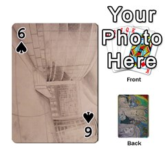 Dad s Cards By Jessica   Playing Cards 54 Designs   Ykwvnljic44l   Www Artscow Com Front - Spade6