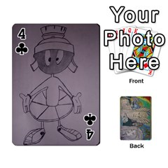 Dad s Cards By Jessica   Playing Cards 54 Designs   Ykwvnljic44l   Www Artscow Com Front - Club4