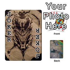 Dad s Cards By Jessica   Playing Cards 54 Designs   Ykwvnljic44l   Www Artscow Com Front - Joker1
