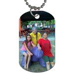 Grandma s Girls - Dog Tag (Two Sides)
