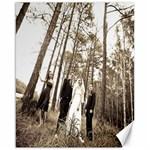 B & T Wedding Pics - Canvas 16  x 20