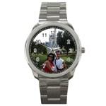 Us WDW Castle Watch - Sport Metal Watch