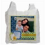 family bag - Recycle Bag (One Side)