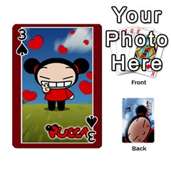 Puccacardnew By Nikole   Playing Cards 54 Designs   O8eedcu4he93   Www Artscow Com Front - Spade3
