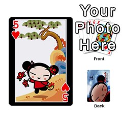 Puccacardnew By Nikole   Playing Cards 54 Designs   O8eedcu4he93   Www Artscow Com Front - Heart5