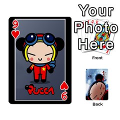 Puccacardnew By Nikole   Playing Cards 54 Designs   O8eedcu4he93   Www Artscow Com Front - Heart9