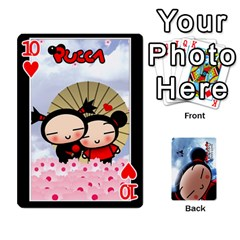 Puccacardnew By Nikole   Playing Cards 54 Designs   O8eedcu4he93   Www Artscow Com Front - Heart10