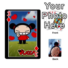Puccacardnew By Nikole   Playing Cards 54 Designs   O8eedcu4he93   Www Artscow Com Front - Diamond3