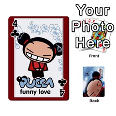 Puccacardnew By Nikole   Playing Cards 54 Designs   O8eedcu4he93   Www Artscow Com Front - Club4