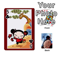 Puccacardnew By Nikole   Playing Cards 54 Designs   O8eedcu4he93   Www Artscow Com Front - Club5