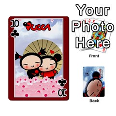 Puccacardnew By Nikole   Playing Cards 54 Designs   O8eedcu4he93   Www Artscow Com Front - Club10