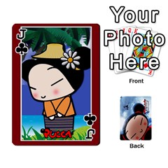 Jack Puccacardnew By Nikole   Playing Cards 54 Designs   O8eedcu4he93   Www Artscow Com Front - ClubJ