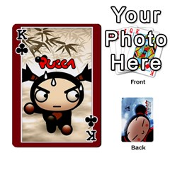 King Puccacardnew By Nikole   Playing Cards 54 Designs   O8eedcu4he93   Www Artscow Com Front - ClubK
