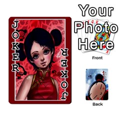 Puccacardnew By Nikole   Playing Cards 54 Designs   O8eedcu4he93   Www Artscow Com Front - Joker1