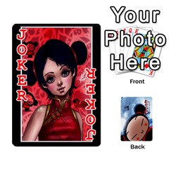 Puccacardnew By Nikole   Playing Cards 54 Designs   O8eedcu4he93   Www Artscow Com Front - Joker2