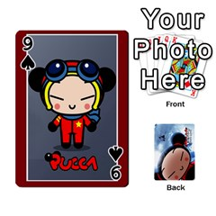 Puccacardnew By Nikole   Playing Cards 54 Designs   O8eedcu4he93   Www Artscow Com Front - Spade9