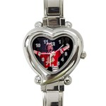 my new jon bon jovi watch - Heart Italian Charm Watch