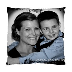 Eli s Pillow By Luke   Standard Cushion Case (two Sides)   898qc2y5as08   Www Artscow Com Front