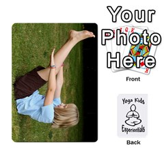 Yoga Cards By Deanna   Playing Cards 54 Designs   Uu8o7m3v2i2m   Www Artscow Com Front - Heart4