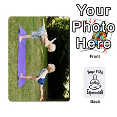 Yoga Cards By Deanna   Playing Cards 54 Designs   Uu8o7m3v2i2m   Www Artscow Com Front - Spade4