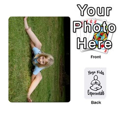 Yoga Cards By Deanna   Playing Cards 54 Designs   Uu8o7m3v2i2m   Www Artscow Com Front - Diamond2