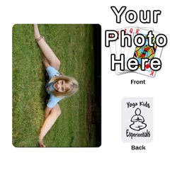 Yoga Cards By Deanna   Playing Cards 54 Designs   Uu8o7m3v2i2m   Www Artscow Com Front - Diamond3