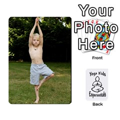 Yoga Cards By Deanna   Playing Cards 54 Designs   Uu8o7m3v2i2m   Www Artscow Com Front - Club10