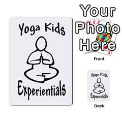 Yoga Cards By Deanna   Playing Cards 54 Designs   Uu8o7m3v2i2m   Www Artscow Com Back
