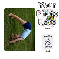 Yoga Cards By Deanna   Playing Cards 54 Designs   Uu8o7m3v2i2m   Www Artscow Com Front - Spade8